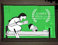 Short Film/Ad - Night Before Math Test