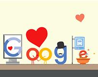 Google Doodle | Animation