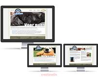 't Hondenhuus website