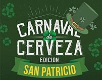 Carnaval de Cerveza Edición San Patricio