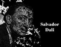 Salvador Dali | Brush Work