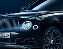Bentley Mulsanne SUV