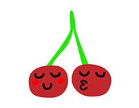 Veggie Emoji Set
