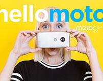 Motorola g5 global campaign