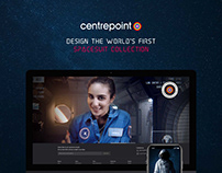 Centrepoint's Spacesuit Collection
