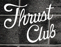 Thrust Club - Branding