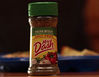 Mrs. Dash 3 Worlds of Seasoning - Audio Production