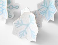 Agency Self-promo: Holiday Coasters