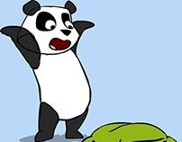 Panda pickup