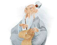 Cinco cuentos de China