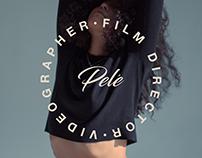 Pelé — Brand Design