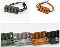 Tactical Rail Bracelets