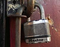 Master Lock Magnum Padlock