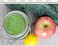 Bamboo Juices- Magento Store