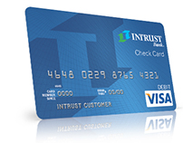 Intrust Bank Card Designs