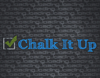 Chalk it Up Application