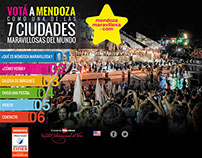 Sitio web de Mendoza Maravillosa