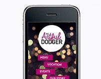Artful Dodger Web Redesign