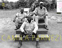 Camila Farnezi - Personal Project