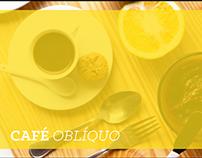 Oblique Breakfast (Café Oblíquo) - Photography