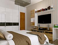 thiết kế vài căn hộ nhỏ