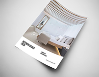 Interior Design - A4 Flyer