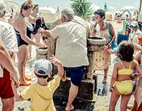 Agosto in Riviera, 2014.