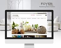 Foyer - Online Store