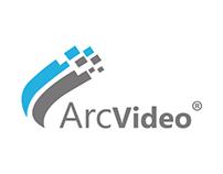 ArcVideo CI/VI design