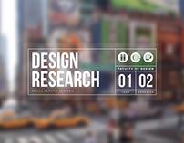 Module: Design Research