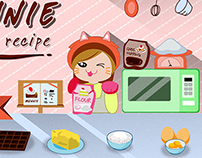 Microwave Brownie Recipe-infographic