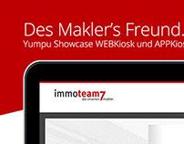 immoteam7 WEBKiosk und APPKiosk by Yumpu