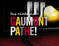 WICINE DES CINEMAS GAUMONT ET PATHE