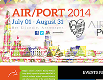 Web // AirPort 2014 Project