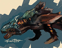 Monster Hunter Compendium