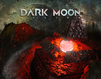 Dark Moon Rising (cover art, logo, sound design)