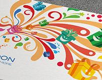 Zoboon Branding ( Brochure & Business card )