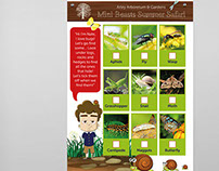 Arley Arboretum Activity Sheets