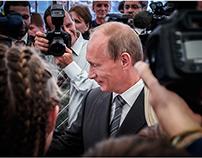 Mr. Putin on MAKS2009