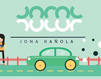 Jona Ranola | Branding V2
