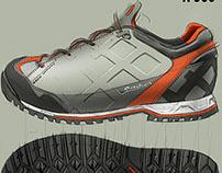 low cut hiking shoe SS14