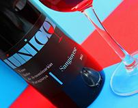 """RED WINE """"UNICO"""""""