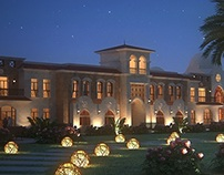 Residential Compound in KSA