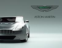Aston Martin V12 Vantage studio renders