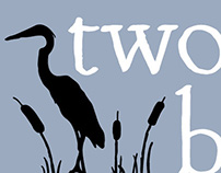 Logo Design (Two Birds Publishing)