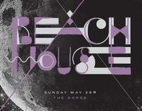 Beach House, Sasquatch 2011