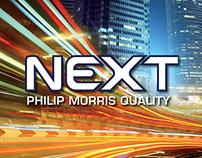 2013 Next cigarettes key visual and its applications