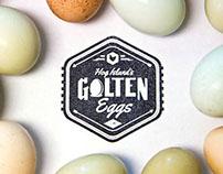 Hog Island's Golten Eggs