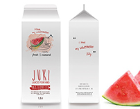 JUKI Juice Packaging