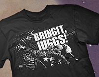 BRING IT, JUGGS!